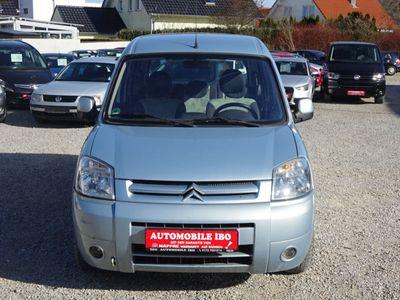 gebraucht Citroën Berlingo Multispace 1.6 16V Plus*KLIMA*TEMPOMAT*