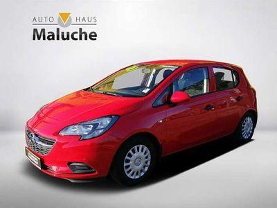gebraucht Opel Corsa E Selection 1.2 +Klima+8-fach bereift+