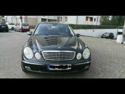 gebraucht Mercedes E200 MercedesElegance Neuer Preis
