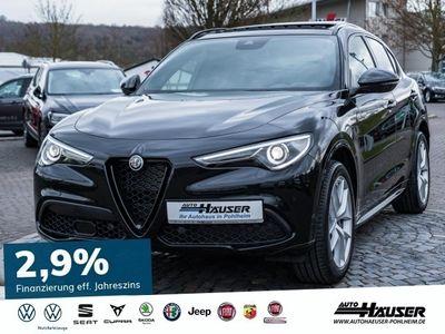 gebraucht Alfa Romeo Stelvio MY20 Veloce 2.0 Turbo AT8 Q4 VELOCE XENON