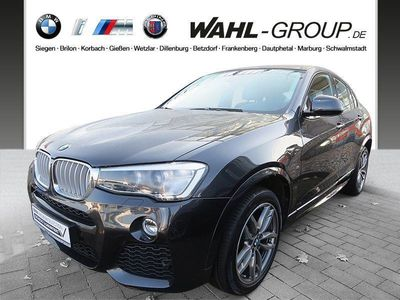 gebraucht BMW X4 xDrive35i