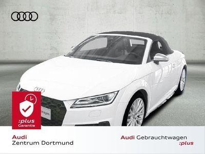 gebraucht Audi TT Roadster S TFSI qu. Navi+/BlackOptik/Kopfrhzg/DAB