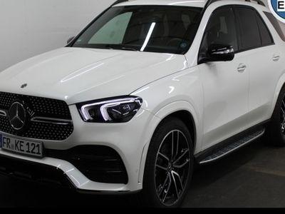 gebraucht Mercedes GLE400 d 4M AMG WideScreen 360° Multibeam HUD