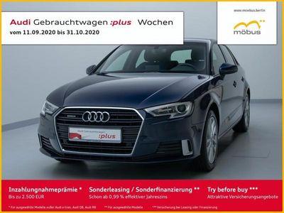 gebraucht Audi A3 Sportback 2.0 TDI sport QU*6-GA*STDHZ*NAV*DAB