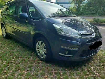 gebraucht Citroën C4 Picasso 1.6 HDi, Automatik, AHK, PANO, SHZ