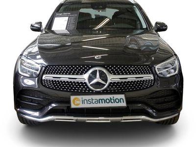 gebraucht Mercedes GLC300 GLC 300d 4M AMG ++Panorama+LED+Kamera+PDC+SHZ++