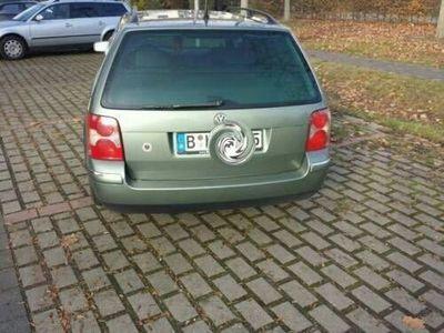 gebraucht VW Passat 2.5 tdi v6 mit dpf tüv bis 2018