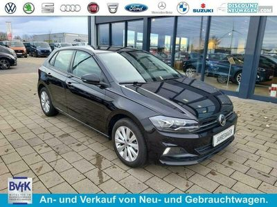 gebraucht VW Polo 1.0 Comfortline / Navi DAB App-Connect