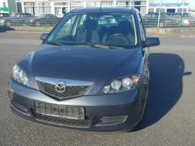 used Mazda 2 Lim. 1.4 CD Active=TÜV 10.2020=EURO 4=KLIMA=CD