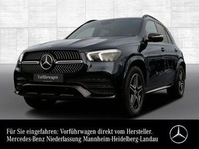 gebraucht Mercedes GLE350 d 4M AMG WideScreen Pano Multibeam Distr.