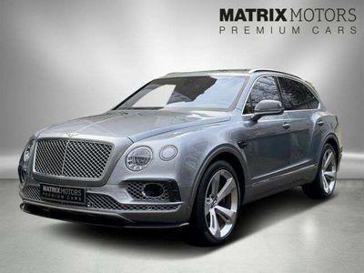 gebraucht Bentley Bentayga W12 CITY TOURING CARBON STYLE MASSAGE als SUV/Geländewagen/Pickup in Berlin
