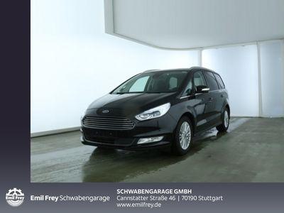 gebraucht Ford Galaxy 2.0 EcoBlue Aut. Titanium Navi AHK LED RFK