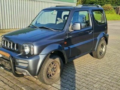 gebraucht Suzuki Jimny 1.3 4WD Club Klima