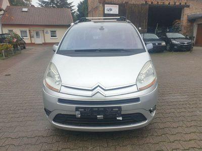 gebraucht Citroën Grand C4 Picasso 2.0 16V Exclusive Autom. CNG als Van/Kleinbus in Kirchheimbolanden