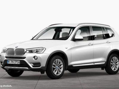 gebraucht BMW X3 xDrive30d xLine Head-Up HK HiFi LED RFK Shz