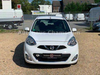 gebraucht Nissan Micra Acenta  Klimaaut. SHZ Tempomat 