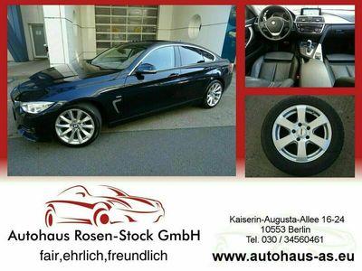 gebraucht BMW 420 Gran Coupé D Autom,NavProf,el.GSD,Ledersport als Sportwagen/Coupé in Berlin