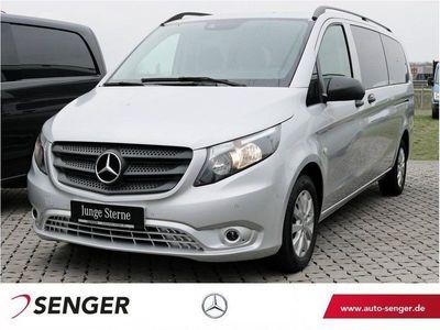 5d827df5cc gebraucht Mercedes Vito 116 CDI Tourer SELECT Extralang Navi Standh
