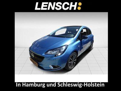 gebraucht Opel Corsa E 3T 1.4 Color Edition*Sitzheizung*IntelliLink*