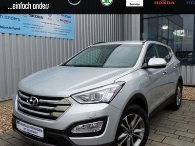 used Hyundai Santa Fe 2.0 Premium CRDi, Xenon, Sitzheizung, Rückfahrkamera