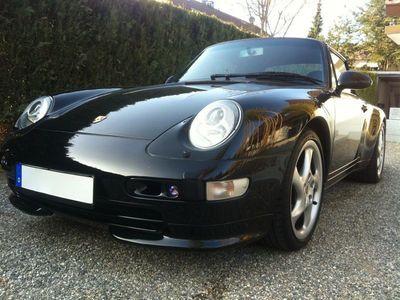 gebraucht Porsche 993 Litron.,Sportsitz,PSS9,Becker Navi,Sportluft