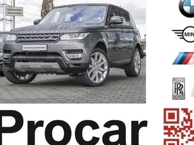 gebraucht Land Rover Range Rover Sport 3.0 SDV6 HSE Navi Leder Xenon Bluetooth PDC