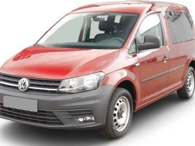 gebraucht VW Caddy CaddyKombi 2.0 TDI DSG EcoProfi Sitzhzg. Klima