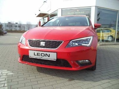 gebraucht Seat Leon SC 1.6 TDI Style