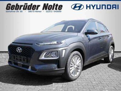 gebraucht Hyundai Kona 1.6 T-GDI 2WD Trend USB PDC SHZ KAMERA NAVI
