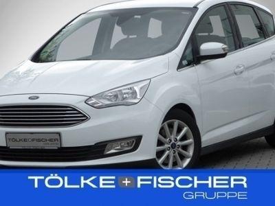 gebraucht Ford C-MAX 2.0L TDCI 110KW TITANIUM AUTOMATIK