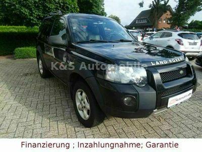 gebraucht Land Rover Freelander Klima 2,0 Tdi