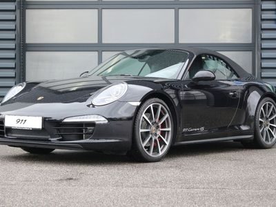 gebraucht Porsche 911 Carrera 4S Cabriolet 991 (911)   SportChrono  