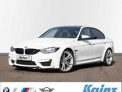 gebraucht BMW M3 DKG /Navi/Adaptives Fahrwerk/PDC/Rückfahrkame