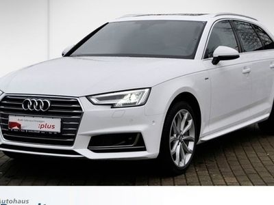 gebraucht Audi A4 Avant 2.0 TFSI S-TRONIC*LED*PANO*HUD*LEDER
