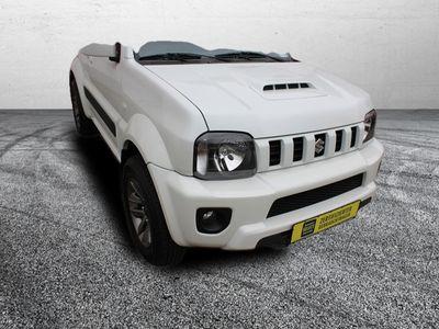 gebraucht Suzuki Jimny 1.3 Style 4x4 *Anhängerkupplung*
