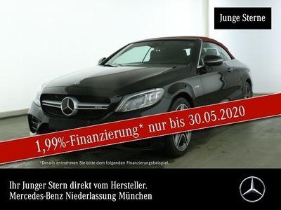 gebraucht Mercedes C43 AMG AMG 4M Cab. Night Distr. Multibeam Kamera