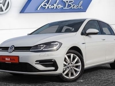 gebraucht VW Golf VII 1.5 TSI Highline DSG Navi LED Climatronic ACC EPH