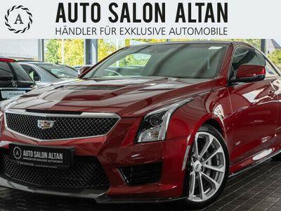 gebraucht Cadillac ATS COUPE 3.6 V6 ATS- V SERIES RECARO CARBON