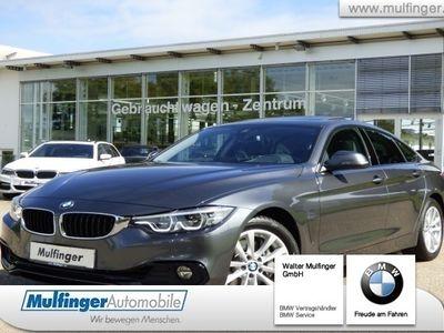 gebraucht BMW 440 i GranCoupe xDr.Sport DrvAs.HUD KomfZug.GlasD