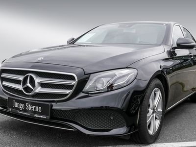 gebraucht Mercedes E200 Limousine Avantgarde+LED+Kamera+Navi+PDC