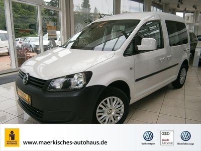 gebraucht VW Caddy Kombi 1.6 TDI Trendline *GRA*PDC*KLIMA*