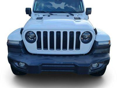 gebraucht Jeep Wrangler WranglerPHEV First Edition 4xe (PHEV) sofort