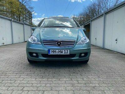 gebraucht Mercedes A170 Elegance Xenon pano gepflegt tüv neu pdc tempomat