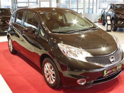 gebraucht Nissan Note 1.2 Acenta PLUS Navi Bremsass Sitzh.