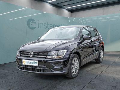 gebraucht VW Tiguan Tiguan20 TDI Trendline Navi PDC GRA SHZ