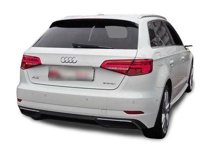gebraucht Audi A3 Sportback e-tron S line 1.4 TFSI S tronic LED