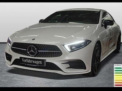 gebraucht Mercedes CLS400 d 4MATIC Coupé AMG+Burmester+Comand