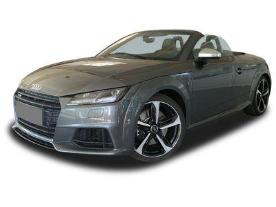 gebraucht Audi TT Roadster S 2.0TFSI 310PS QUATTRO S-TRONIC LEDE