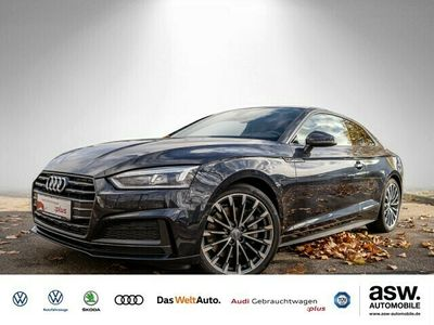 gebraucht Audi A5 A5Coupe 3.0 TDI quattro tiptronic S Line B&O