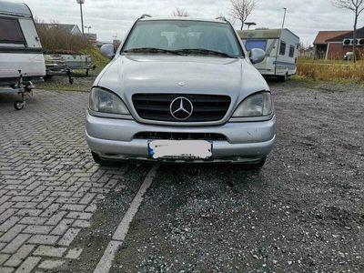 gebraucht Mercedes ML270 Mercedes BenzCDI (bitte lesen)